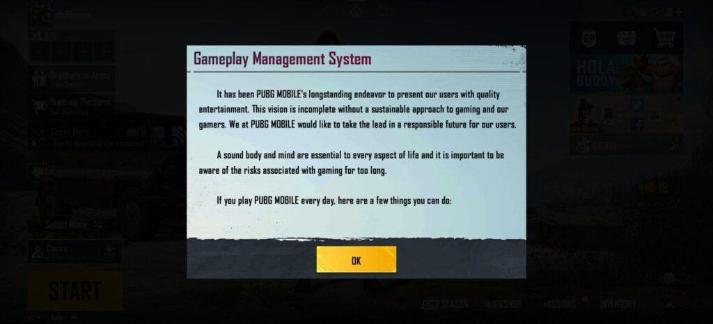 BGMI gameplay