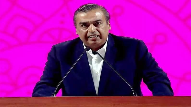 Mukesh Ambani Image