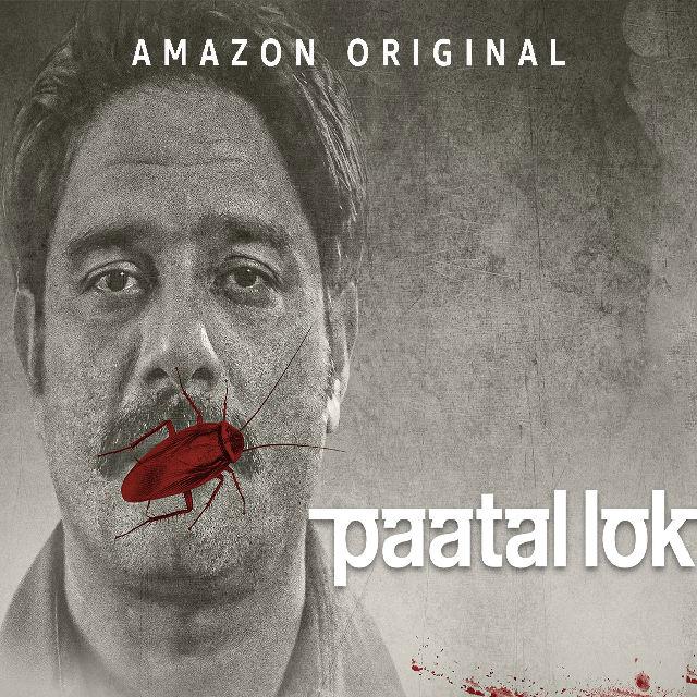 Paatal Lok Hindi web series shows