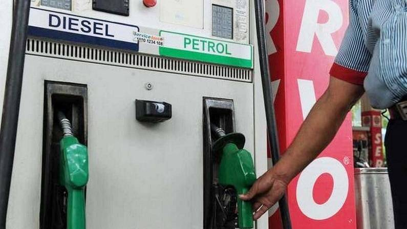Petrol And Diesel Price today 1