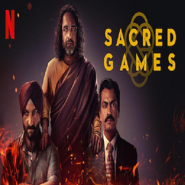 Sacred Games Hindi web series shows