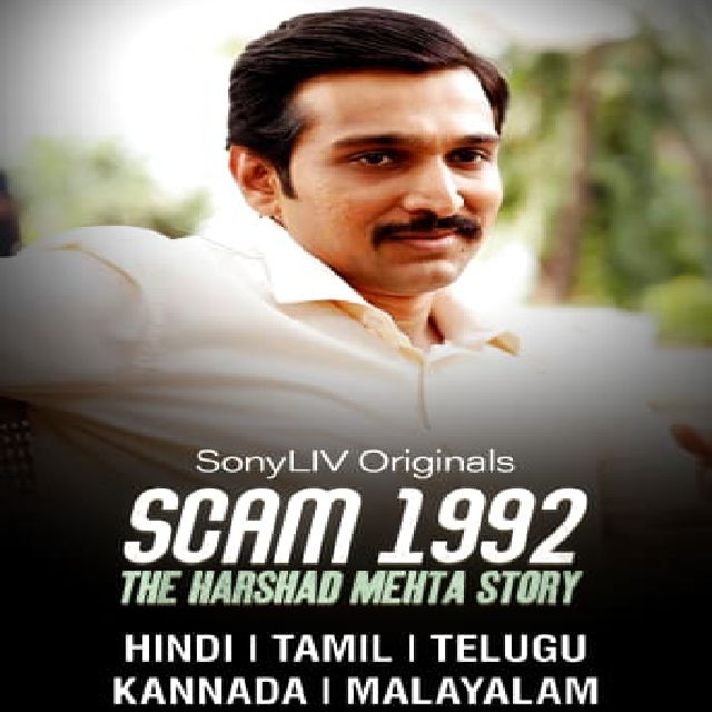 Scam 1992 Hindi Web Series Shows