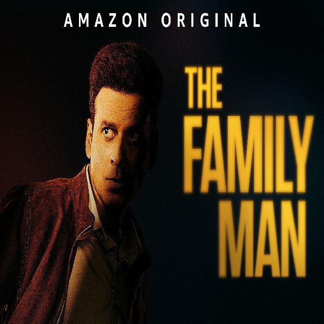 The Family Man Hindi web series shows