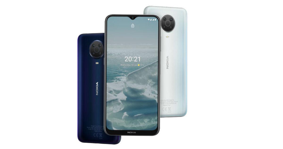 Nokia G20 की भारत में कीमत स्पेसिफिकेशन और प्री ऑर्डर की