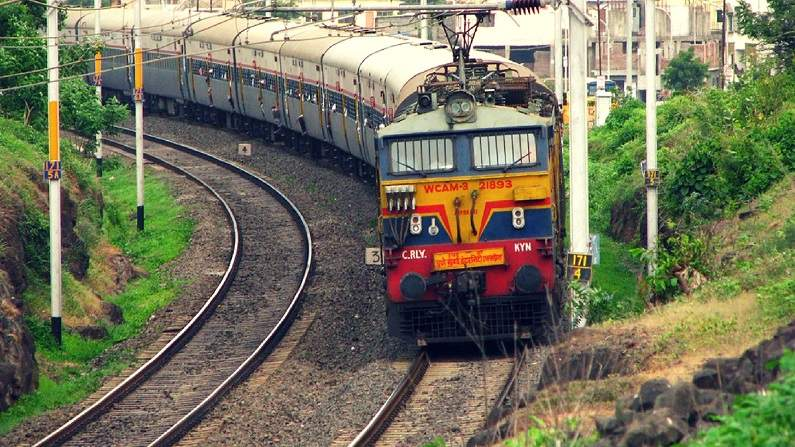 रेलवे एसएल ट्रेन1