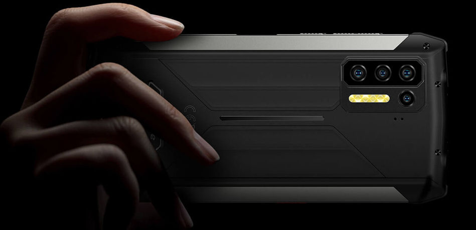 Ulefone Power Armor 13 battery launch design specifications