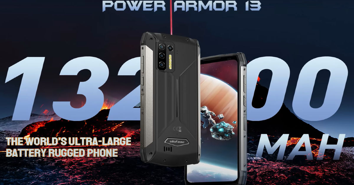 Ulephone Power Armor 13