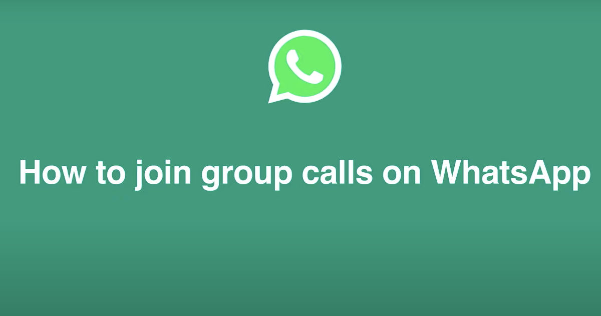 WhatsApp Joinable call feature