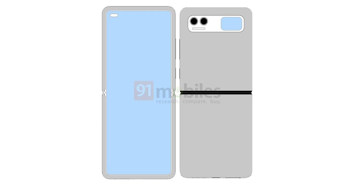 Xiaomi patent feat