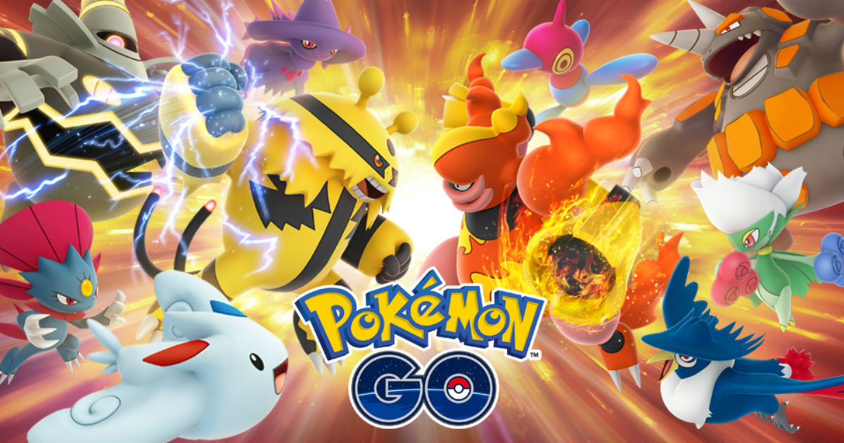 Pokemon Go PvP featured