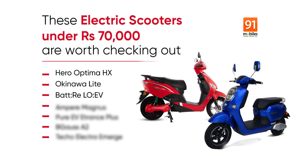 best electric scooters image feat