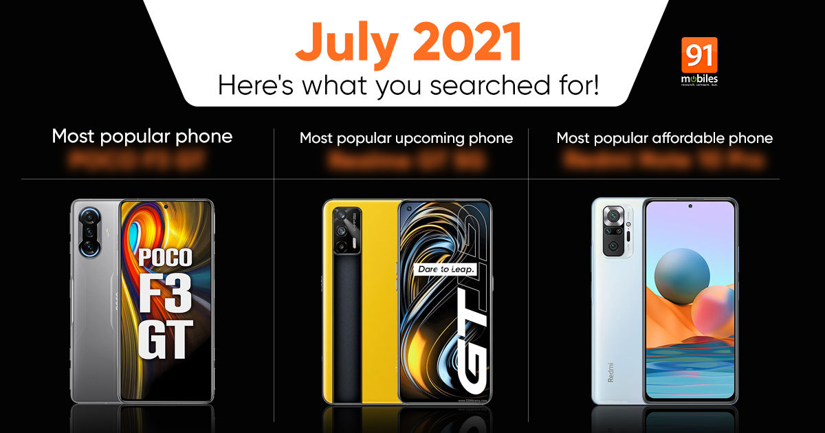 july most searched phones 91mobiles featured blur